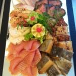 Fischplatte Gourmet